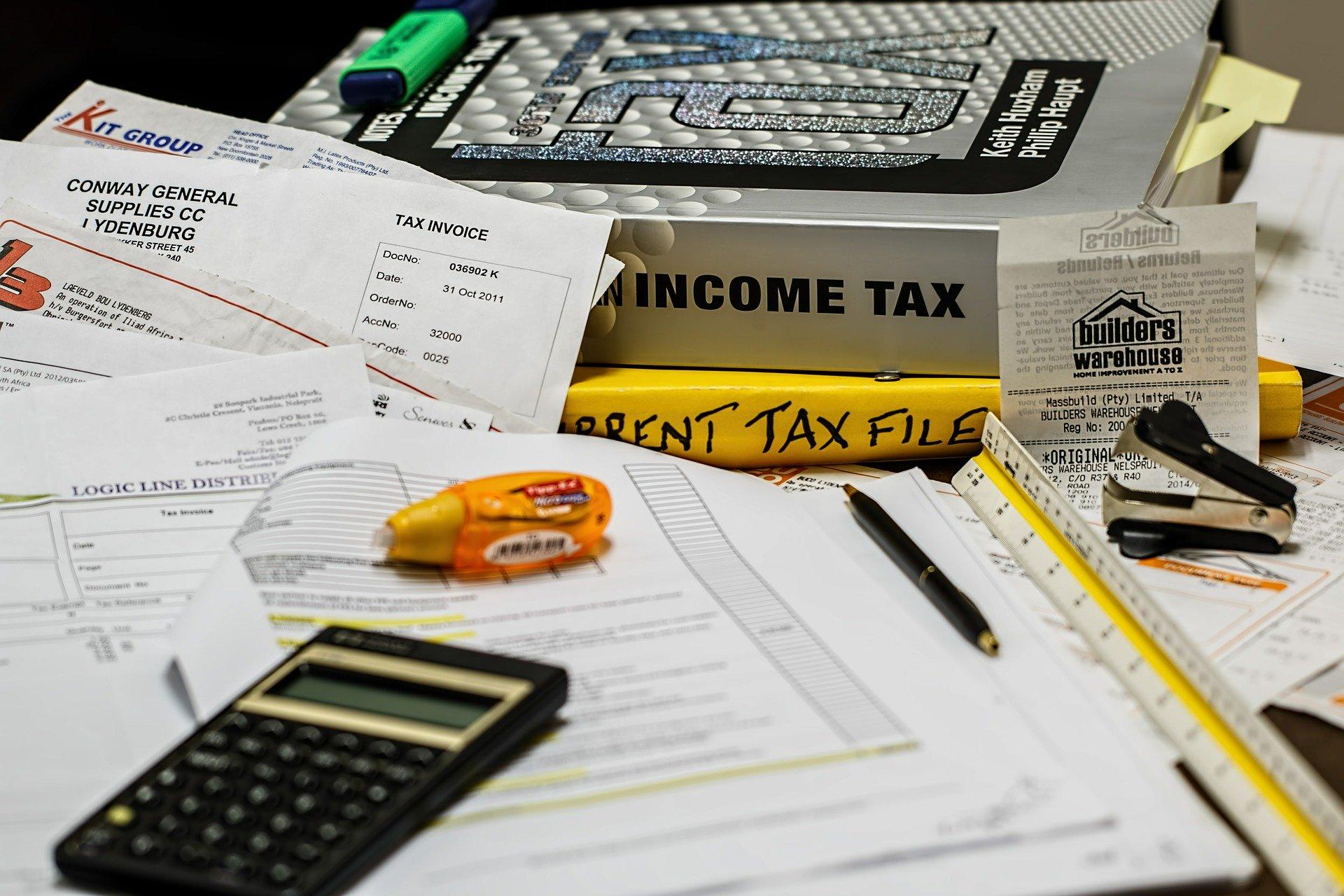 tax books, tax forms, tax levy, tax levies, strategic tax resolution